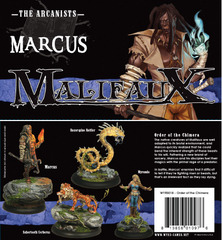 Order of the Chimera - Marcus Box Set