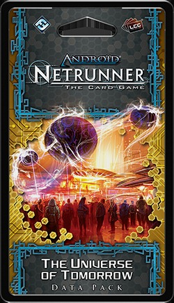 Android: Netrunner – The Universe of Tomorrow