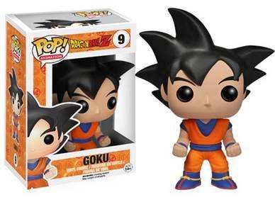 Animation Series - #09 - Goku (Dragon Ball Z)
