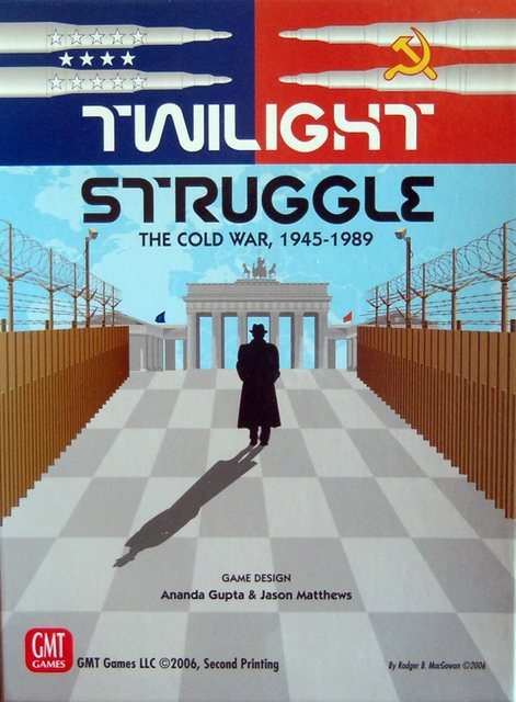 Twilight Struggle (2012)