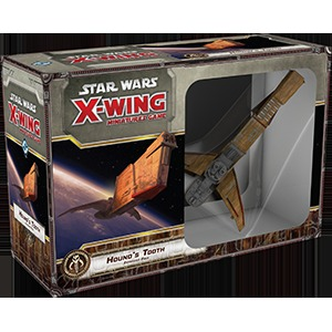 Hounds Tooth - (Star Wars X-Wing)