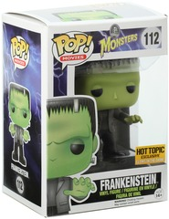 #112 - Frankenstein - Glow in the Dark Hot Topic Exclusive