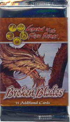 Broken Blades Booster Pack
