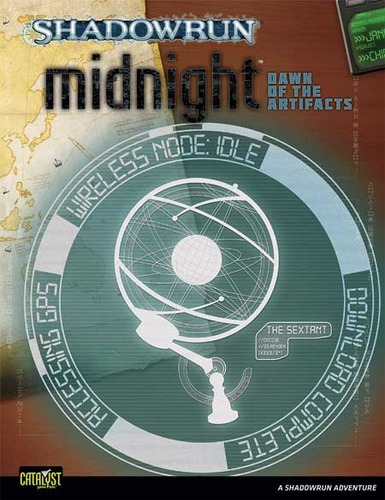 Shadowrun: Dawn of the Artifacts - Midnight