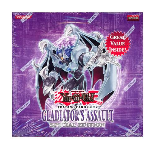 Gladiator's Assault Special Edition Box