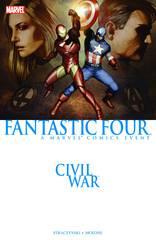 Civil War - Fantastic Four