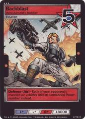 Backblast, Anti-Aircraft Soldier