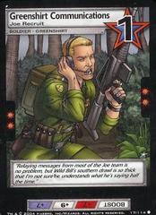 Greenshirt Communications, Joe Recruit