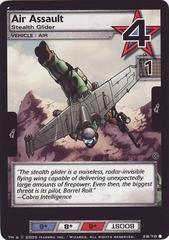 Air Assault, Stealth Glider