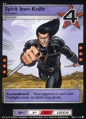 Spirit Iron-Knife, Tracker