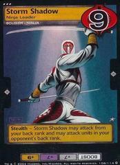 Storm Shadow, Ninja Leader