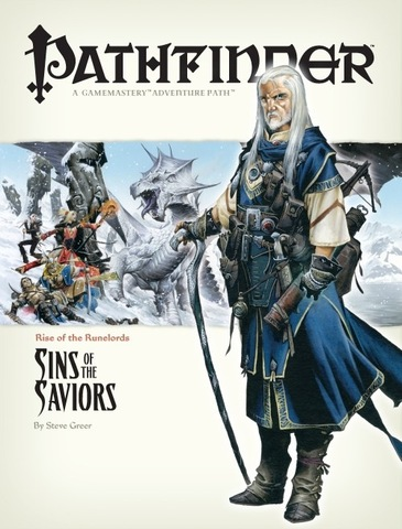 Pathfinder #05 Rise of the Runelords Chapter 5: