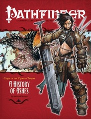 Pathfinder #10 Curse of the Crimson Throne Chapter 4: