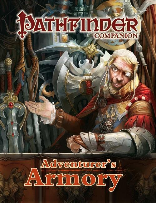 Pathfinder Companion: Adventurers Armory