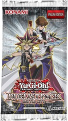 Yu-Gi-Oh Duelist Pack: Battle City 1st Edition Booster Pack