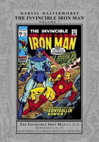 MMW INVINCIBLE IRON MAN HC VOL 07