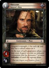 Aragorn, Isildur's Heir - 13O6 - Foil - Masterwork