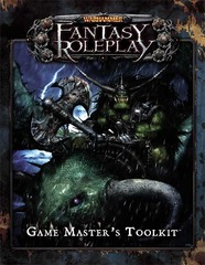 Warhammer Fantasy RPG: Game Master's Toolkit