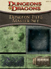 Dungeon Tiles Reincarnated Set: The Dungeon