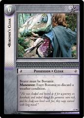 Boromir's Cloak