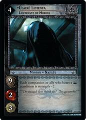 Ulaire Lemenya, Lieutenant of Morgul