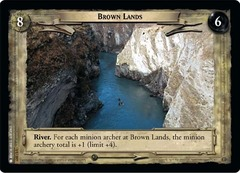Brown Lands
