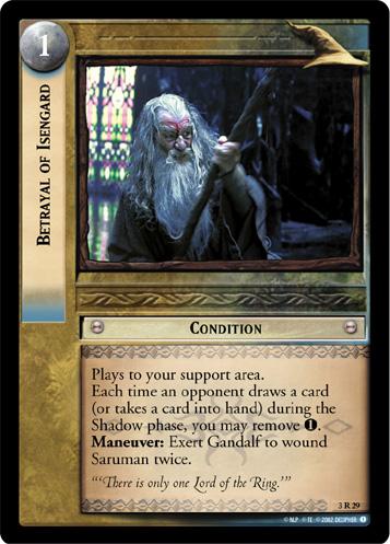 Betrayal of Isengard