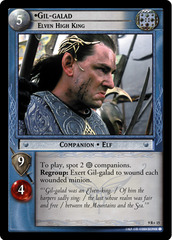 Gil-galad, Elven High King - 9R+15 - Foil