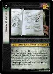 Library of Orthanc - 9R+13 - Foil