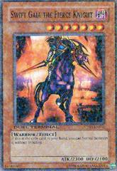 Swift Gaia the Fierce Knight - DT01-EN056 - Parallel Rare - Duel Terminal