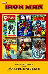 IRON MAN OFFICIAL INDEX TO MARVEL UNIVERSE