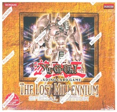 The Lost Millennium Special Edition Box