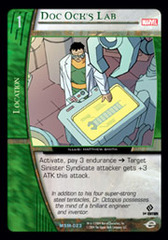 Doc Ock's Lab