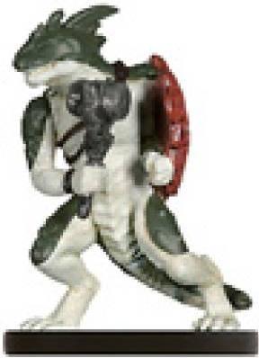 Lizardfolk Raider