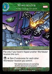 Elemental Regulator, Worldeater