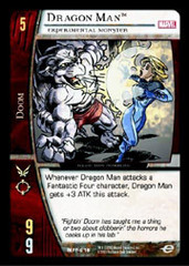 Dragon Man, Experimental Monster