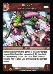 Blink, Age of Apocalypse