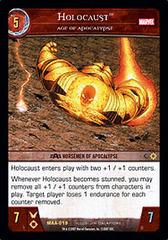 Holocaust, Age of Apocalypse