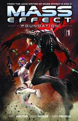 Mass Effect Trade Paperback Vol 01 Foundation