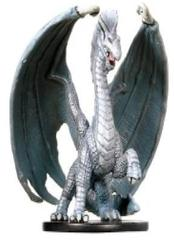 Large Silver Dragon