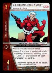 Crimson Commando, Freedom Force