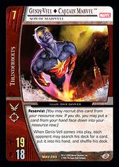 Genis-Vell  Captain Marvel, Son of Mar-Vell