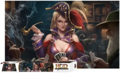 HCD Ace Up Her Sleeve Playmat