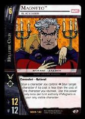 Magneto, Black Lord