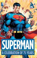 Superman A Celebration of 75 Years Hardcover