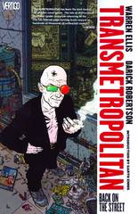 Transmetropolitan Trade Paperback Vol 01 Back on the Street (Mature Readers)