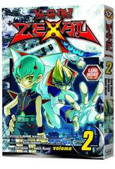 Yu-Gi-Oh! Zexal Graphic Novel Vol 02