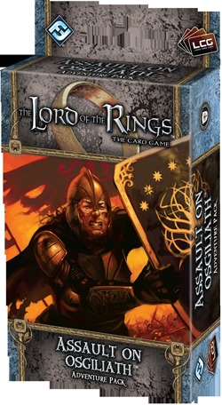 The Lord of the Rings: The Card Game  Assault on Osgiliath