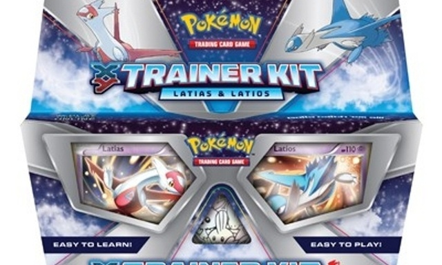 XY Trainer Kit - Latias & Latios