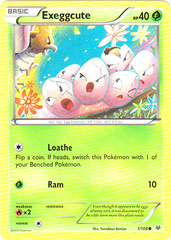 Exeggcute - 1/108 - Common